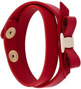 Salvatore Ferragamo Vara wrap bracelet