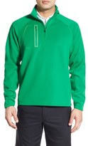 Bobby Jones Men's 'Crawford - Xh20' Stretch Quarter Zip Golf Pullover