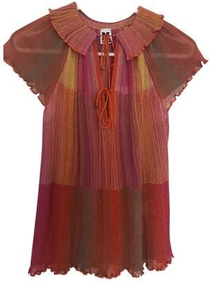 M Missoni Orange Top for Women