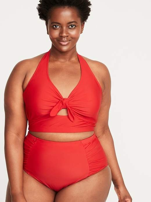 5db0ffa0865 Old Navy Red Plus Size Swimsuits - ShopStyle