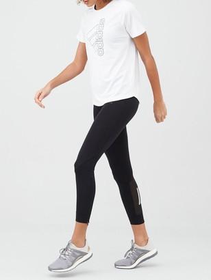 adidas Tech BOST-Shirt - White