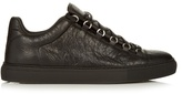 Balenciaga Arena Low-top Leather Trainers