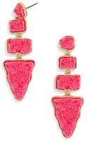 BaubleBar Women's Oracle Drop Earrings