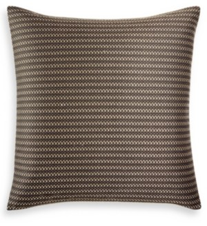 Hotel Collection Closeout! Linear Chevron European Sham, Created for Macy's Bedding