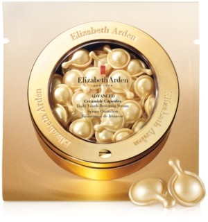 Elizabeth Arden Receive a Free 2-Pc. Advanced Ceramide Face Capsules Packette with any purchase