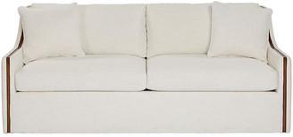 Michael Thomas Collection Colby Sofa - Snow Crypton