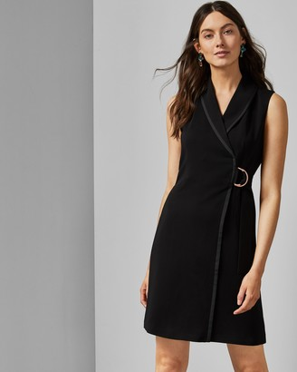 Ted Baker D-ring Tailored Dress