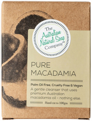 The Australian Natural Soap Company Pure Macadamia