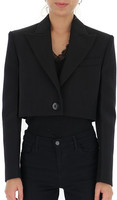 Givenchy Bolero Cropped Blazer