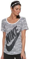 Nike Women's Short Sleeve Graphic Tee