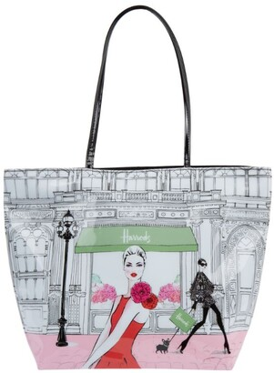 Harrods Fashion Window Shoulder Bag