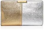 Milly Mixed Metallic Small Frame Clutch