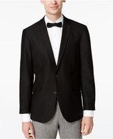 Kenneth Cole Reaction Men's Slim-Fit Soft Black Sport Coat