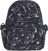 Accessorize Feather Print Backpack