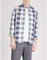 Tommy Hilfiger Panson Checked Regular-fit Cotton Shirt