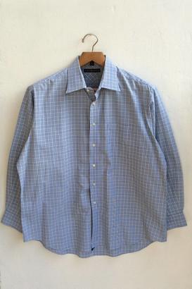 Tommy Hilfiger Vintage Oversize Plaid Shirt
