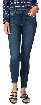 Joe's Jeans The Icon Cropped Skinny Jeans in Kalluna