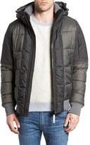G Star Men's Whistler Quilted Bomber Jacket
