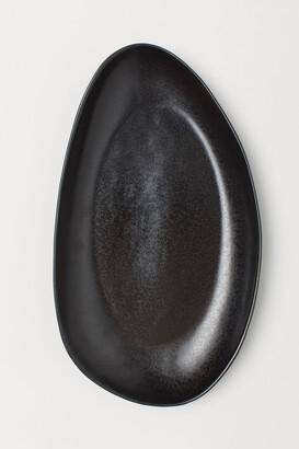 H&M Large Stoneware Serving Dish