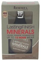 Rimmel Lasting Finish Minerals Natural Beige