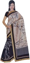 ibaexports Traditional Party Designer Bollywood Wedding Art Silk Saree Dress Gift For Her