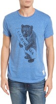Original Retro Brand Men's California Republic T-Shirt