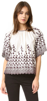 Ulla Johnson Selena Blouse
