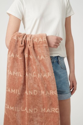 Camilla And Marc Finley Towel