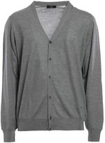 Fay Fine Virgin Wool Cardigan