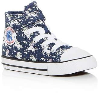 Converse Unisex Chuck Taylor All Star Unicorn High-Top Sneakers - Baby, Walker, Toddler