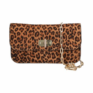Tommy Hilfiger SOFT TURNLOCK MINI CROSSOVER PNT Womens Cross-Body Bag