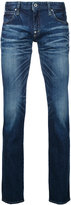 Factotum straight leg jeans - men - Cotton/Polyurethane - 28