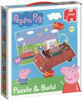 Peppa Pig Puzzle & Build