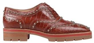 Christian Louboutin Lace-up shoe