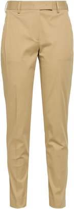 MACKINTOSH Cotton-blend Gabardine Slim-leg Pants
