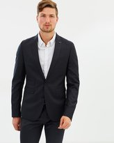 yd. Vermont Skinny Suit - Charcoal - 30
