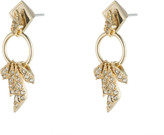 Alexis Bittar Crystal Encrusted Dangling Drop Earring