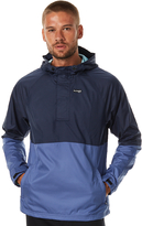 Hurley Westcliff Mens Jacket Blue