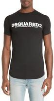 DSQUARED2 Men's Logo Graphic T-Shirt