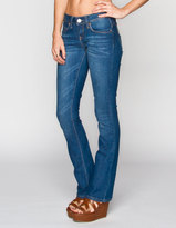 YMI Jeanswear Wanna Betta Butt Womens Bootcut Jeans