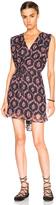 Isabel Marant Tuxi Printed Look Dress