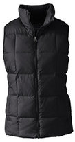 Classic Women's Down Vest-Forest Night Floral