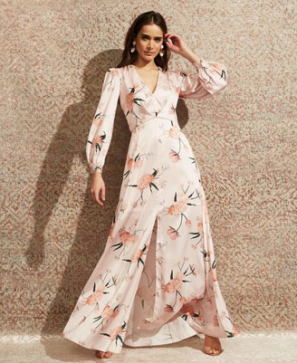 Sachin + Babi Meena Maxi Dress- Blush