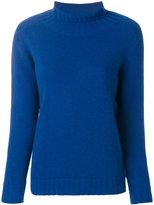 Incotex roll neck sweater