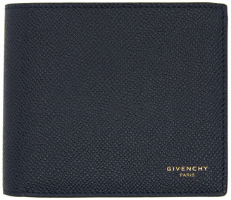 Givenchy Navy Eros Bifold Wallet