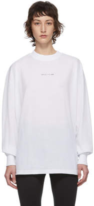 Alyx White Visual Long Sleeve T-Shirt