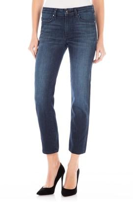 Fidelity Stevie Crop Straight Leg Jeans