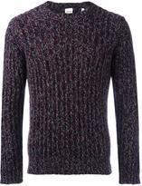 Aspesi cable knit jumper