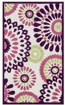 Loloi Rugs Loloi Zoey Collection Rug, Purple and Multi