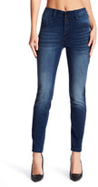 Seven7 High Rise Two Button Legging Jeans
